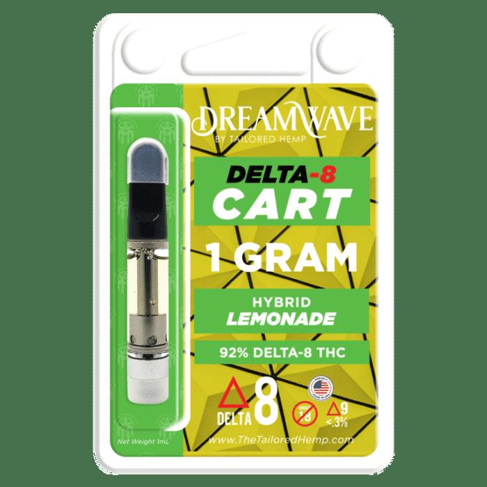 Delta 8 Vape Cartridge - Lemonade