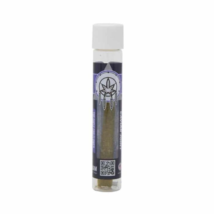 Dreamwave Delta 8 Caviar Joint - Purple Krush - Indica